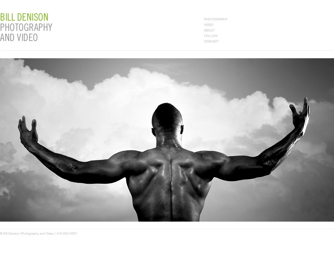 BillDenisonPhoto.com Launched